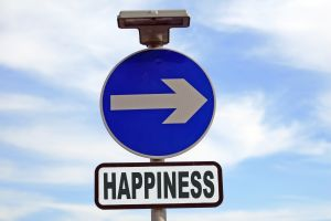 Happiness is This Way
