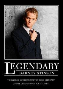 The Legendary Hero